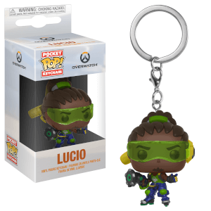 Porte-Clés Pocket Pop! Lucio - Overwatch