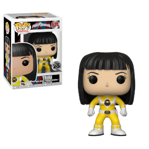 Figurine Pop! Trini Ranger Jaune - Power Rangers
