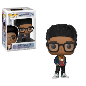Figura Funko Pop! Alex Wilder - Marvel Runaways
