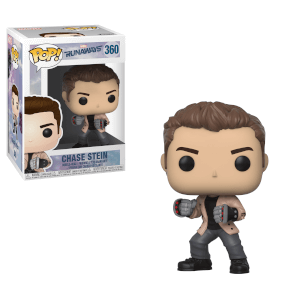 Marvel Runaways Chase Pop! Vinyl Figure