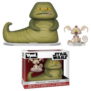 Jabba & Salacious Crumb Vynl.