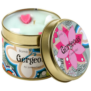 Bomb Cosmetics Gorgeous Tin Candle