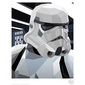 Affiche Stormtrooper Star Wars