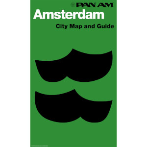 PAN AM Amsterdam Print