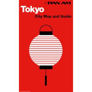 PAN AM Tokyo Print
