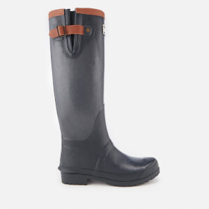 Barbour Women's Blyth Tall Wellies - Navy