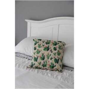Black Ginger Cactus Cushion
