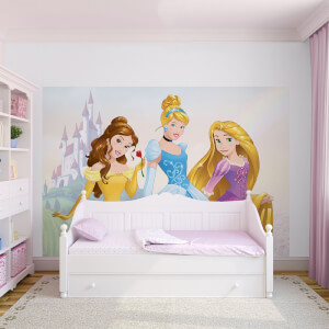 Disney Princess Wall Mural
