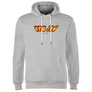 Ranz + Niana New Jam Fire Hoodie - Grey