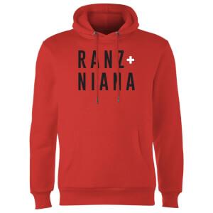 Ranz + Niana Hoodie - Red