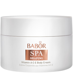 BABOR SPA Shaping Vitamin ACE Body Cream 200ml
