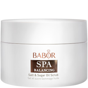 BABOR SPA Balancing Salt and Sugar Oil Peeling 200ml