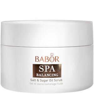 BABOR SPA Balancing Salt and Sugar Oil Peeling 200ml