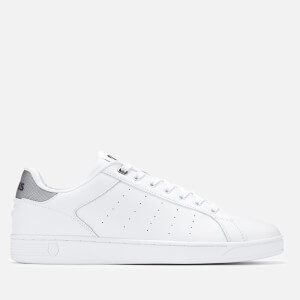 K-Swiss Men's Clean Court CMF Trainers - White/Black
