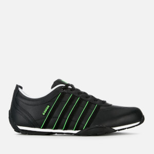 K-Swiss Men's Arvee 1.5 Trainers - Black/Neon Lime