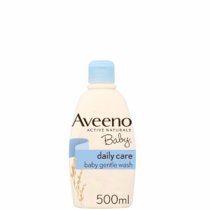 Aveeno Baby Daily Care Baby Gentle Wash 500ml