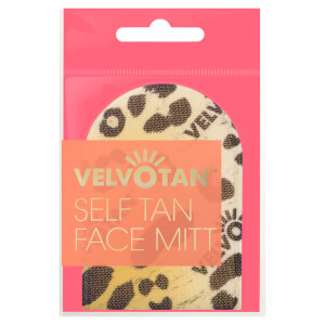 Velvotan Self Tan Applicator Face Mitt -rusketuskinnas