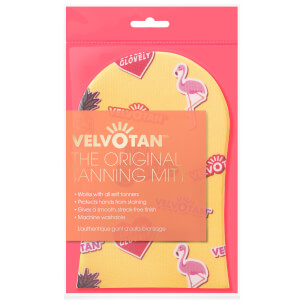 Velvotan Self Tan Applicator Original Body Mitt - Icons