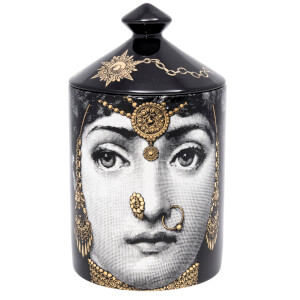 Fornasetti L'Eclaireuse Gold Scented Candle 300g
