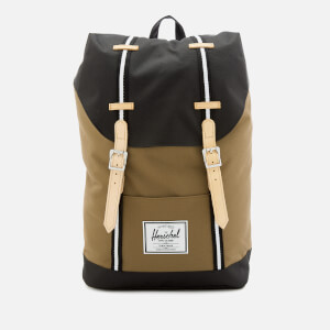 Herschel Supply Co. Men's Retreat Backpack - Cub/Black/White