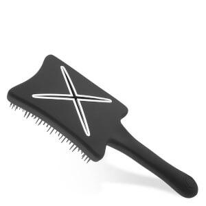 ikoo X Pops spazzola piatta - nero caviale