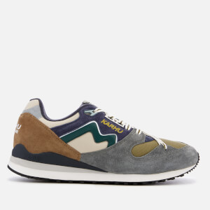Karhu Men's Synchron Classic Runner Trainers - Butternut/Peyote