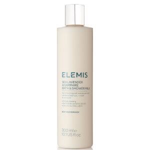 Elemis Sea Lavender and Samphire Bath and Shower Milk 300ml: Image 1