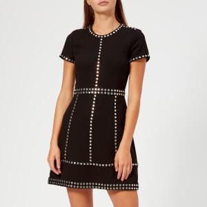 MICHAEL MICHAEL KORS Women's Embellished Dress - Black
