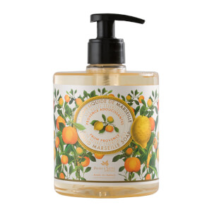 Panier des Sens The Essentials Provence Essential Oils Liquid Marseille Soap