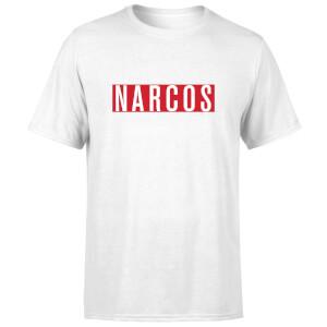 Narcos Logo T-Shirt - White