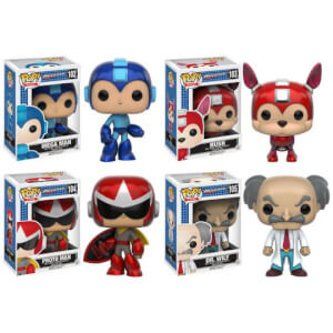 Mega Man Pop! Vinyl - Pop! Collection