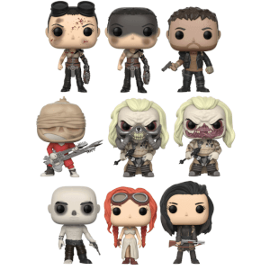 Mad Max Fury Road Pop! Vinyl - Pop! Collection