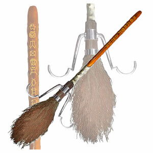 Harry Potter Collector's Quality Firebolt Replica Broom