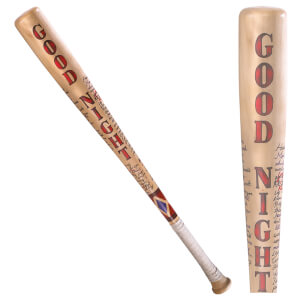 DC Comics Suicide Squad Harley Quinn's Baseball Bat