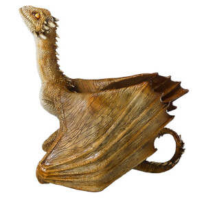 Statuette Bébé Dragon Viserion - Game of Thrones