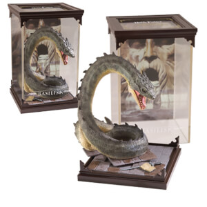 Harry Potter Magical Creatures Basilisk Sculpture