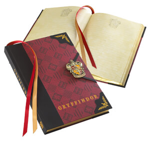 Cuaderno Gryffindor - Harry Potter