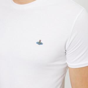Vivienne Westwood Men's Organic Jersey Peru T-Shirt - White: Image 4