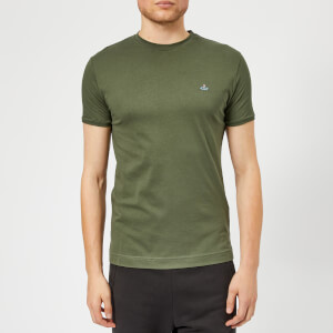 Vivienne Westwood Men's Organic Jersey Peru T-Shirt - Green