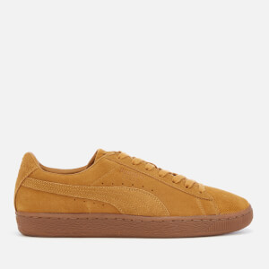 Puma Men's Suede Classic Pincord Trainers - Buckthorn Brown