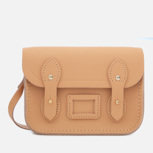 The Cambridge Satchel Company Women's The Tiny Satchel - Honey Matte