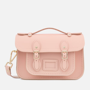 The Cambridge Satchel Company Women's The Mini Satchel - Flax Matte