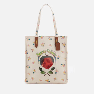 Coach 1941 Women's Disney X Coach Poison Apple Tote Bag - Chalk