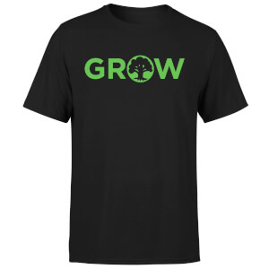 Magic The Gathering Grow T-Shirt - Black