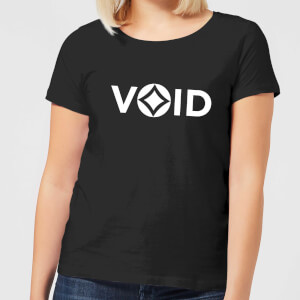Camiseta Magic The Gathering Void - Mujer - Negro