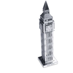Metal Earth Classics - Big Ben Tower Construction Kit