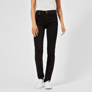 7 For All Mankind Women's Rozie Jeans - Black