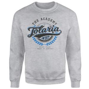 Sudadera Magic The Gathering Tolaria Academy - Hombre - Gris