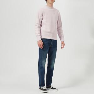 Champion Men's Crew Neck Sweatshirt - Lavender: Image 3