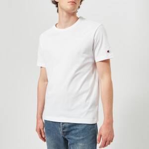 Champion Men's Short Sleeve T-Shirt - White
